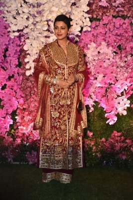 Akash Ambani And Shloka Mehta Reception Photos - 3 of 75
