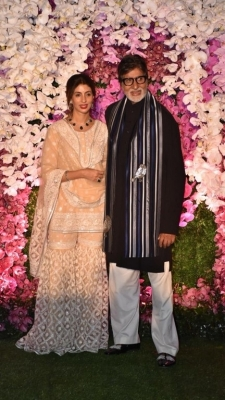 Akash Ambani And Shloka Mehta Reception Photos - 5 of 75
