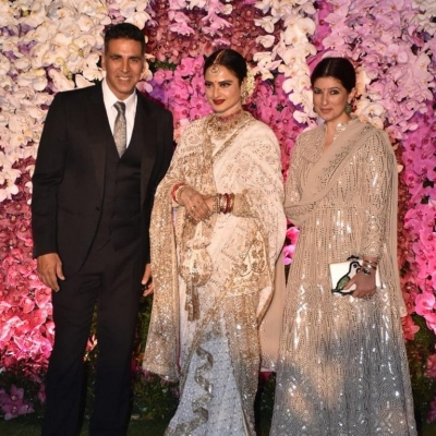 Akash Ambani And Shloka Mehta Reception Photos - 8 of 75