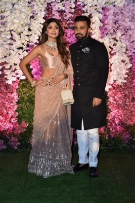 Akash Ambani And Shloka Mehta Reception Photos - 12 of 75