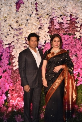 Akash Ambani And Shloka Mehta Reception Photos - 14 of 75