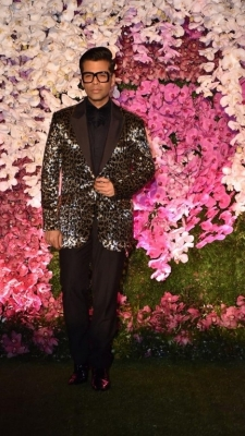 Akash Ambani And Shloka Mehta Reception Photos - 15 of 75