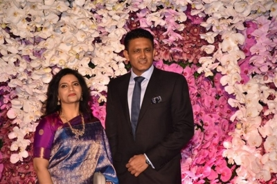 Akash Ambani And Shloka Mehta Reception Photos - 16 of 75