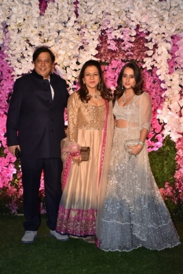 Akash Ambani And Shloka Mehta Reception Photos - 17 of 75