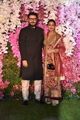 Akash Ambani And Shloka Mehta Reception Photos - 18 of 75