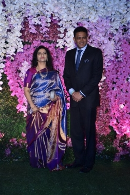 Akash Ambani And Shloka Mehta Reception Photos - 19 of 75