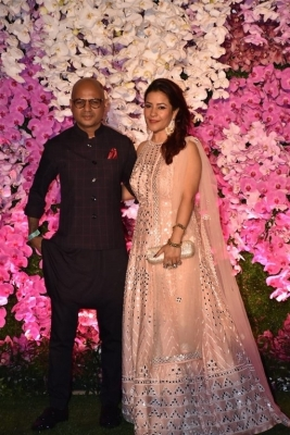 Akash Ambani And Shloka Mehta Reception Photos - 64 of 75