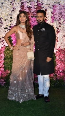 Akash Ambani And Shloka Mehta Reception Photos - 69 of 75