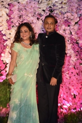 Akash Ambani And Shloka Mehta Reception Photos - 73 of 75