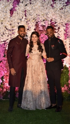 Akash Ambani And Shloka Mehta Reception Photos - 74 of 75