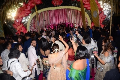 Azhar Morani & Tanya Seth Wedding Reception - 6 of 25