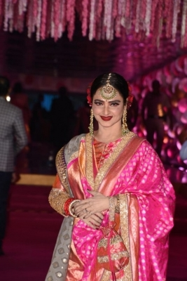 Azhar Morani & Tanya Seth Wedding Reception - 7 of 25