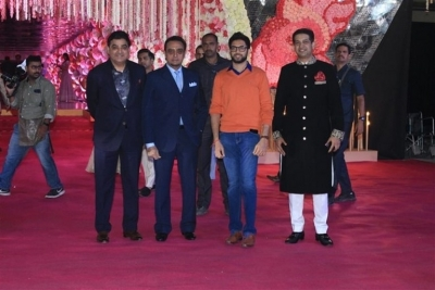 Azhar Morani & Tanya Seth Wedding Reception - 11 of 25