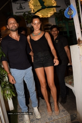 Bollywood Celebs At Success Football Party At Juhu - 13 of 15