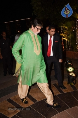 Bollywood Celebs Attend Saudamini Mattu Wedding Reception - 3 of 51