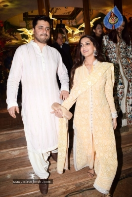 Bollywood Celebs Attend Saudamini Mattu Wedding Reception - 4 of 51