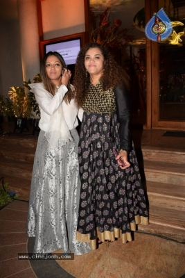 Bollywood Celebs Attend Saudamini Mattu Wedding Reception - 5 of 51