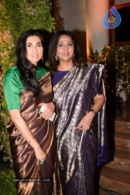 Bollywood Celebs Attend Saudamini Mattu Wedding Reception - 6 of 51