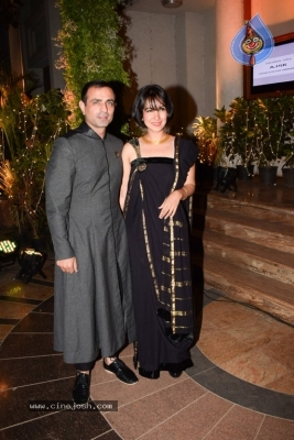 Bollywood Celebs Attend Saudamini Mattu Wedding Reception - 9 of 51