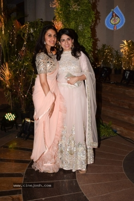 Bollywood Celebs Attend Saudamini Mattu Wedding Reception - 10 of 51