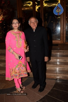 Bollywood Celebs Attend Saudamini Mattu Wedding Reception - 11 of 51