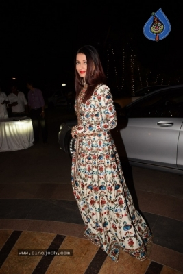 Bollywood Celebs Attend Saudamini Mattu Wedding Reception - 14 of 51