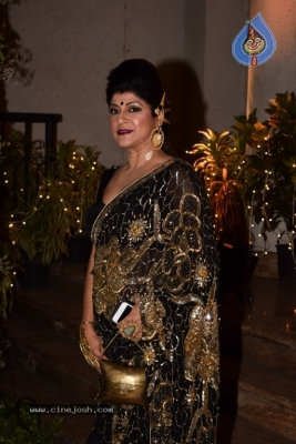 Bollywood Celebs Attend Saudamini Mattu Wedding Reception - 15 of 51