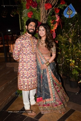 Bollywood Celebs Attend Saudamini Mattu Wedding Reception - 19 of 51