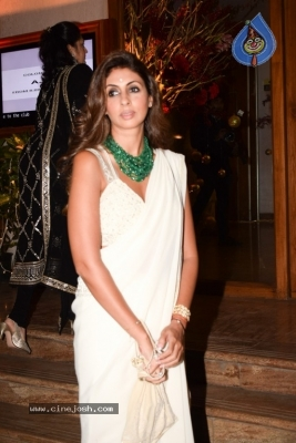 Bollywood Celebs Attend Saudamini Mattu Wedding Reception - 20 of 51