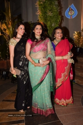 Bollywood Celebs Attend Saudamini Mattu Wedding Reception - 21 of 51