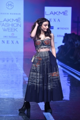 Celebrities walks the Ramp at Lakme Fashion Week 2020 - 3 of 41