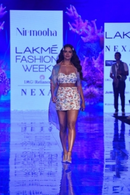 Celebrities walks the Ramp at Lakme Fashion Week 2020 - 5 of 41
