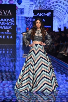 Celebrities walks the Ramp at Lakme Fashion Week 2020 - 9 of 41