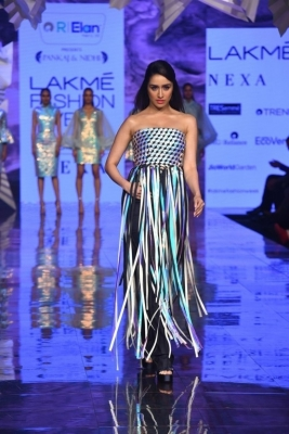 Celebrities walks the Ramp at Lakme Fashion Week 2020 - 11 of 41