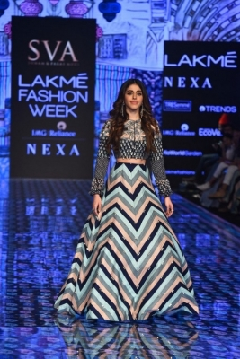 Celebrities walks the Ramp at Lakme Fashion Week 2020 - 13 of 41