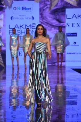 Celebrities walks the Ramp at Lakme Fashion Week 2020 - 15 of 41