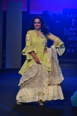 Celebrities walks the Ramp at Lakme Fashion Week 2020 - 16 of 41