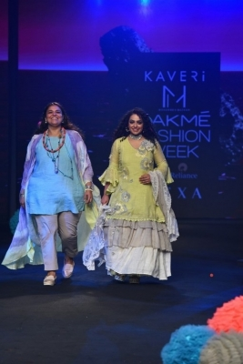 Celebrities walks the Ramp at Lakme Fashion Week 2020 - 17 of 41