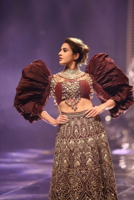 Celebrities walks the Ramp at Lakme Fashion Week 2020 - 19 of 41