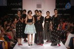 Celebs n Models Walks the Ramp at LFW 2014 - 14 of 110