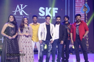 Dabangg 3 Movie Pre Release Event - 7 of 102