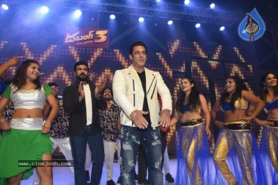 Dabangg 3 Movie Pre Release Event - 13 of 102