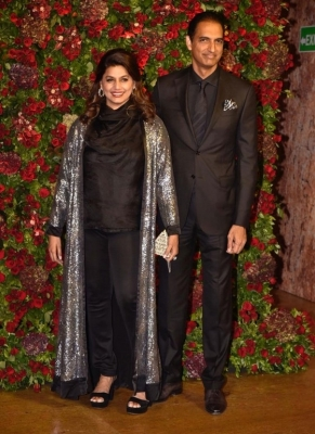 Deepika - Ranveer Mumbai Reception  - 25 of 93