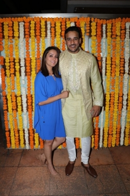 Ekta Kapoor Son Ravie Kapoor Naming Ceremony - 10 of 35