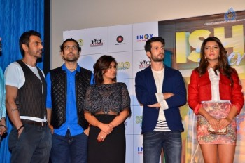 Ishq Forever Trailer Launch Photos - 4 of 36