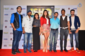 Ishq Forever Trailer Launch Photos - 15 of 36