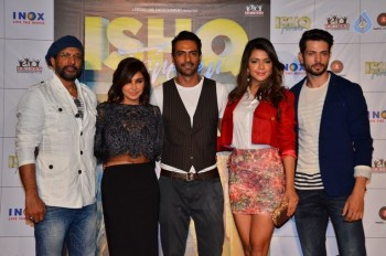 Ishq Forever Trailer Launch Photos - 20 of 36