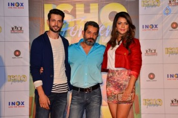 Ishq Forever Trailer Launch Photos - 21 of 36