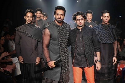 Lakme Fashion Week 2018 Grand Finale - 4 of 48
