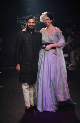 Lakme Fashion Week 2018 Grand Finale - 8 of 48